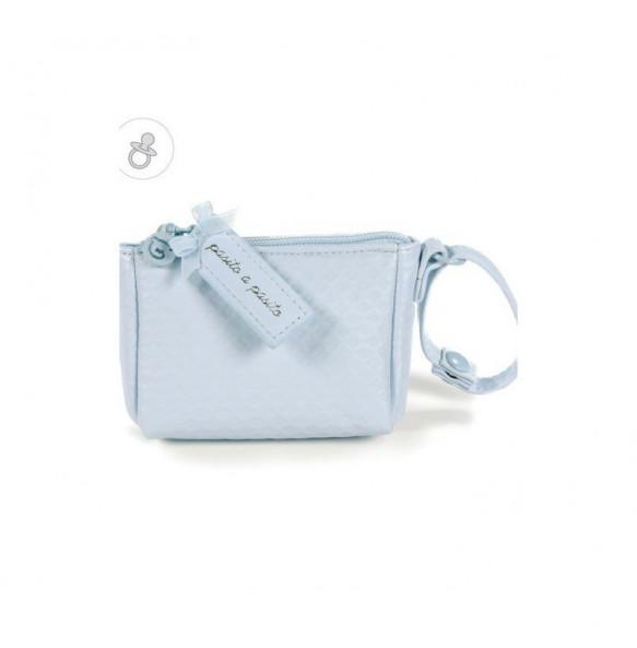 Portachupete New Cotton Azul