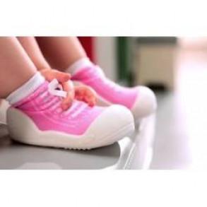 Attipas Sneakers Rosa Claro