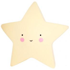 Lámpara Estrella Amarillo