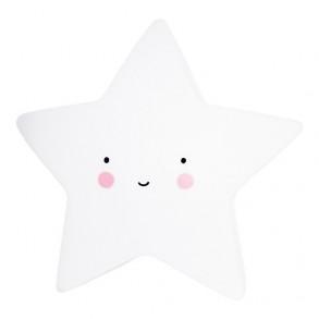Lámpara Estrella Blanco
