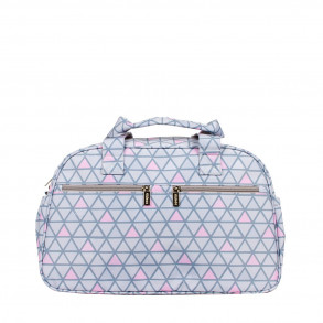 Bolso Maternal Trendy Trendy Crosses Rosa