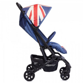 Silla Mini Buggy XS Union Jack Vintage
