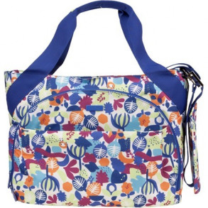 Bolso Maternal Deep Tropic