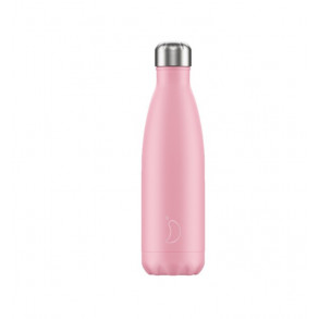 Termo Chilly  Rosa Pastel 500 ml