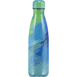 Termo Chilly 500 ml Abstract 5 Azul