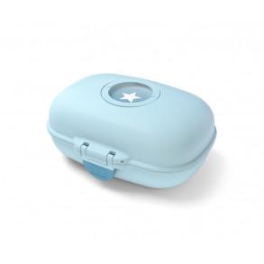 Caja de Almuerzo Infantil Azul