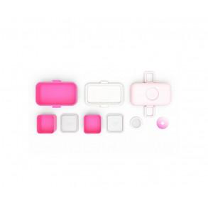 Caja de Almuerzo Tresor Rosa