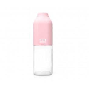 Botella Reutilizable Grande Rosa