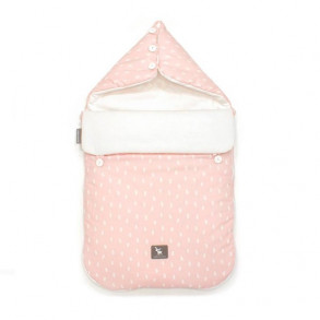 Saco Capazo Rain Rosa Cotton Moose
