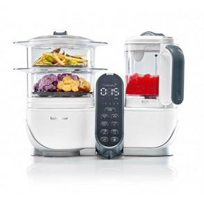 Robot de Cocina NutriBaby Blanco