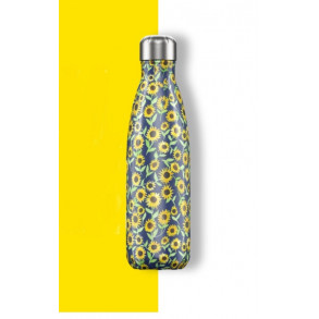 Termo Chilly 500 ml Girasoles