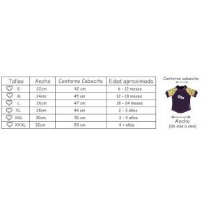 Camiseta Protección Solar Ballenas