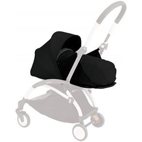 Capazo Yoyo   Pack Newborn Negro
