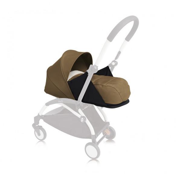 Capazo Yoyo   Pack Newborn Toffee