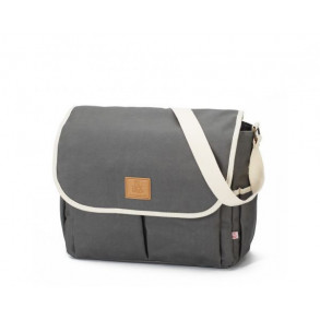 Bandolera Flap Happy Family Grey