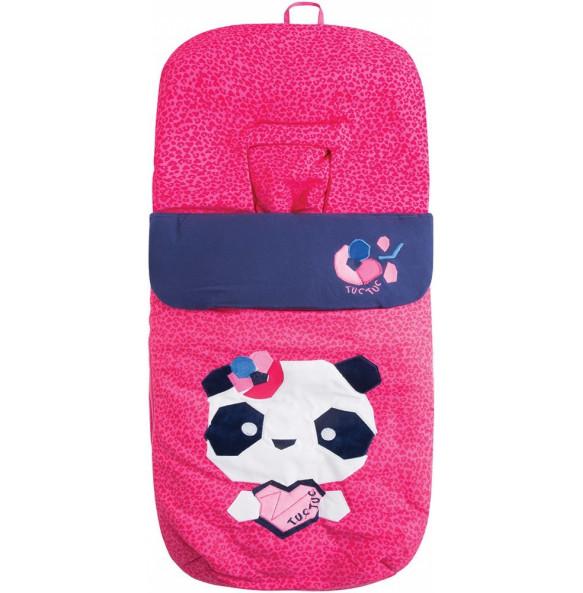 Saco Silla Invierno DreamPink Panda