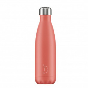 Termo Chilly 500 ml Coral Pastel