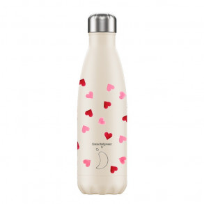 Termo Chilly 500 ml Corazones