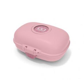 Caja de Almuerzo Infantil Rosa Blush