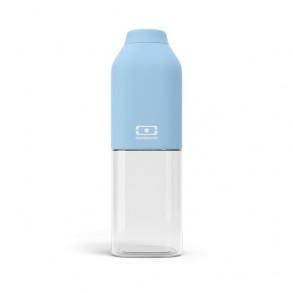 Botella Reutilizable Grande Azul Crystal