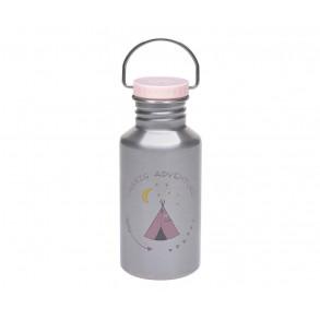 Botella Acero Tipi Rosa