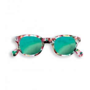 Gafas de Sol Junior Green Tortoise