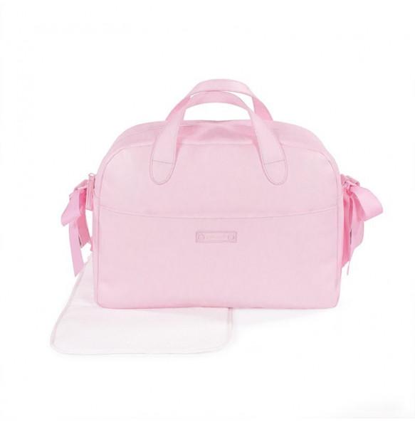 Bolso Maternal Essentials Rosa