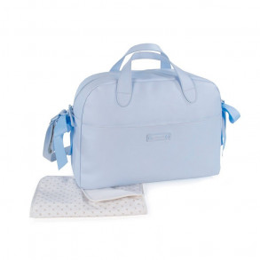 Bolso Maternal Essentials Azul