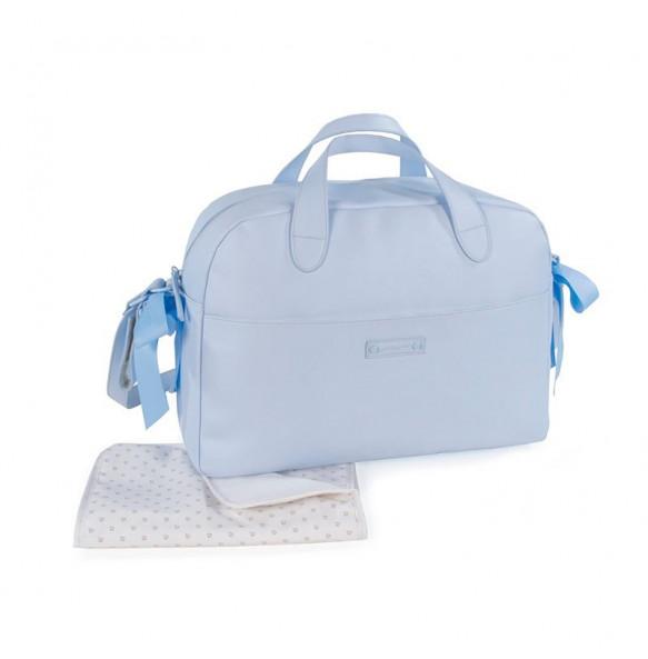 Bolso Maternal Essentials Azul