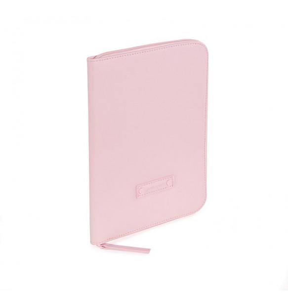 Portadocumentos Essentials Rosa